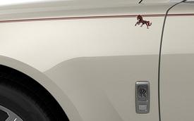 Rolls-Royce Ghost Phi Mã chào mừng năm Giáp Ngọ