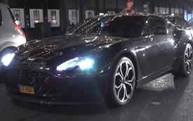 Siêu xe One-77 bị hỏng, Samuel Eto'o tậu luôn xế Aston Martin mới
