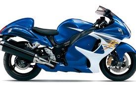 """""""Thần gió"""" Suzuki Hayabusa phiên bản công nghệ cao hơn"""