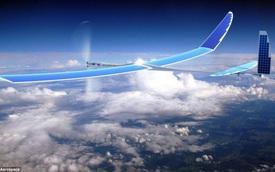 Titan Solara - Máy bay không người lái nhẹ như môtô