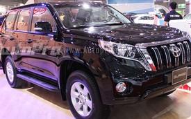 "VMS 2013: ""Soi"" chi tiết SUV tiền tỷ Toyota Land Cruiser Prado 2014"