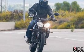 Chiêm ngưỡng môtô 250 phân khối mới của Triumph