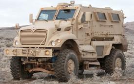 Cảnh sát Mỹ được cấp xe bọc thép chống bom mìn