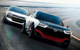 Nissan IDX - Đối thủ tiềm năng của Toyota 86