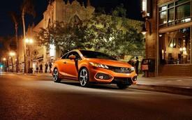 Honda Civic Coupe 2014: Thay đổi để hấp dẫn hơn