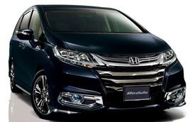 Honda chính thức giới thiệu Odyssey thế hệ mới