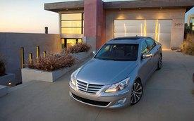 """Hyundai Genesis Sedan 2014: """"Đừng mong chờ thay đổi đáng kể"""""""