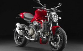 EICMA 2013: Ducati giới thiệu Monster 1200 hoàn toàn mới