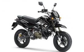 Kawasaki KSR Pro 2014 - Xe supermoto cho Đông Nam Á