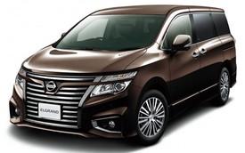 Nissan Elgrand 2014: Lưới tản nhiệt lớn nhất dòng MPV hạng sang