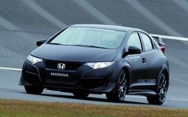 Civic Type-R 2015 - Xe đầy tham vọng của Honda