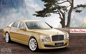 Bentley Mulsanne phiên bản 4 mùa siêu đắt