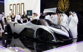 """Devel Sixteen - Siêu xe nhanh hơn cả """"ông hoàng"""" Bugatti Veyron"""