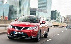 Nissan Qashqai 2014 vừa ra mắt đã có phiên bản hữu hạn