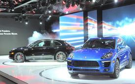 Porsche Macan chính thức trình làng, sẽ sớm về Việt Nam