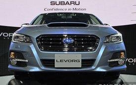 Subaru Levorg Sports Tourer: Thực dụng và tiện nghi