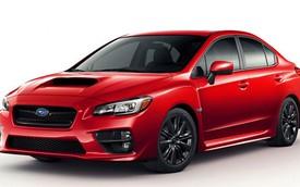 Subaru WRX 2015 mượn động cơ của Forester