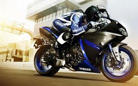 Siêu môtô Yamaha YZF-R1 2014 có giá chính thức tại Indonesia