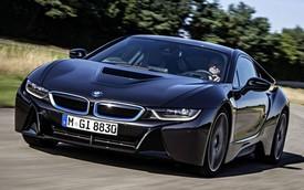 """BMW i8 """"cháy hàng"""", i3 đắt khách không kém"""