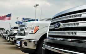 10 mẫu xe bán chạy nhất tại Mỹ trong tháng 10/2013