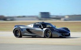 10 xe nhanh nhất từ trước đến nay của người Mỹ
