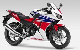 """EICMA 2013: """"Tiểu Honda CBR1000RR"""" lộ diện đầy đủ"""