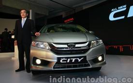 Honda City thế hệ mới trình làng, có thể sẽ đến Việt Nam