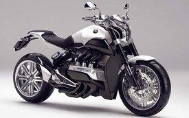 """""""Ông vua đường trường"""" Honda Gold Wing có phiên bản naked bike"""