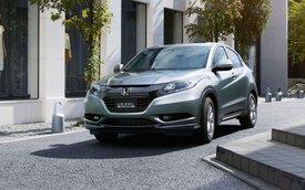 Honda Vezel - Đàn em chính thức của CR-V