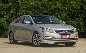 """Chiêm ngưỡng dung nhan của """"tiểu Hyundai Sonata"""""""