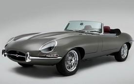 """Đến huyền thoại Jaguar E-Type cũng bị """"dao kéo"""""""