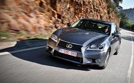 Lexus GS có thêm phiên bản tăng áp mới