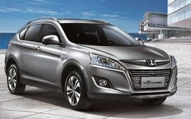 """Luxgen U6 Turbo 2014 - Xe Đài Loan mang phong cách """"tây"""""""