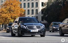 """Giám đốc điều hành Mercedes-Benz dùng xe sang """"hàng đỉnh"""""""