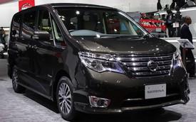 Nissan Serena 2014 - Đối thủ 8 chỗ ngồi của Toyota Innova