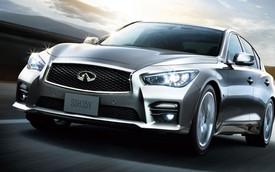 Nissan Skyline 2015: Đẹp, cao cấp và tiết kiệm xăng