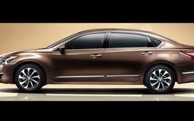 Nissan chính thức giới thiệu Teana phiên bản VIP