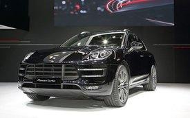Porsche Macan mới còn đắt hơn cả đàn anh Cayenne