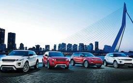 Range Rover Evoque sẽ có phiên bản xa xỉ hơn