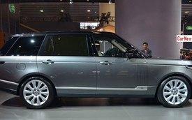 Range Rover Vogue SE L - Xe SUV kéo dài cho giới nhà giàu