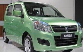 Xe siêu rẻ Suzuki Wagon R chính thức có mặt trên thị trường