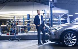 """Giám đốc Tesla là """"người đàn ông quyền lực nhất năm 2013"""""""