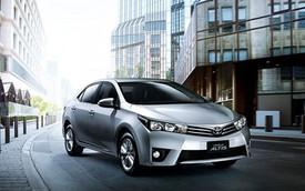 Chiêm ngưỡng Toyota Corolla Altis 2014 sắp đến Đông Nam Á