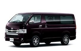 Toyota giới thiệu Hiace phiên bản mới