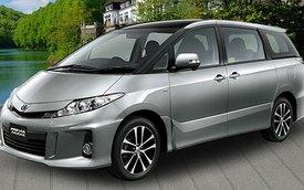 Xe đa dụng Toyota Previa 2014 không hề rẻ