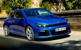 Thông tin đầu tiên về Volkswagen Scirocco thế hệ mới
