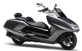 """""""Phi thuyền trên cạn"""" Yamaha Morphous 250 có màu mới"""