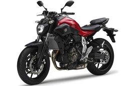 EICMA 2013: Yamaha MT-07 2014 - Môtô hợp túi tiền mới