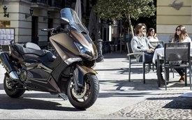 Xe ga Yamaha TMAX thể thao hơn với phiên bản Bronze MAX 2014
