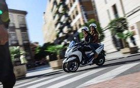 EICMA 2013: Yamaha Tricity - Xe ga 3 bánh độc đáo